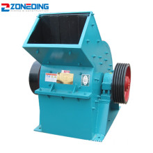Top quality mobile heavy hammer crusher machine